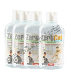 2069 Pack 4 Botellas Recambio Anti Cal ZeroCal